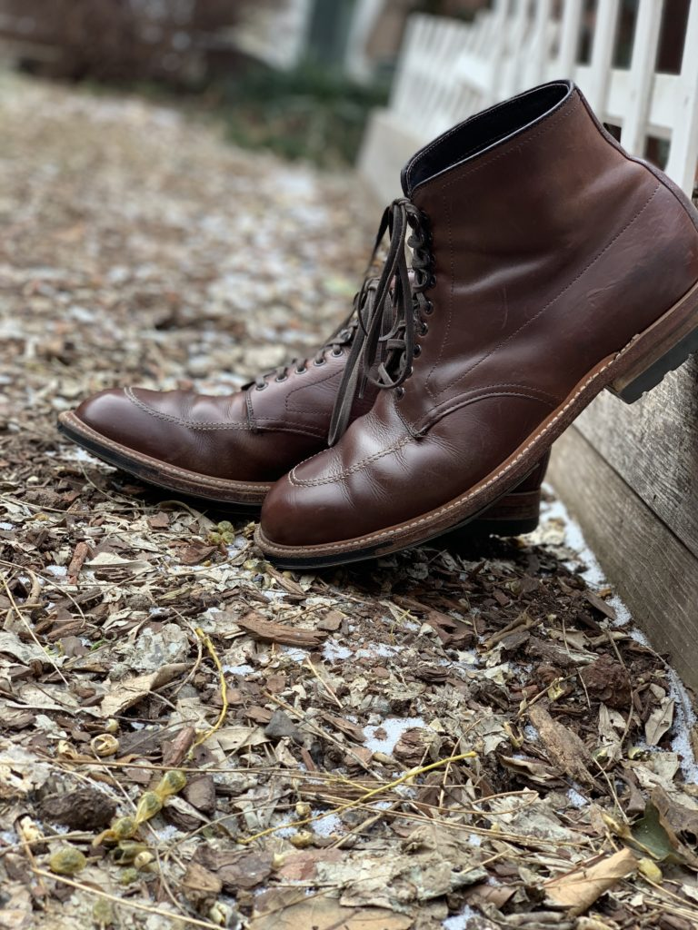 Alden Indy 403 Boot Review