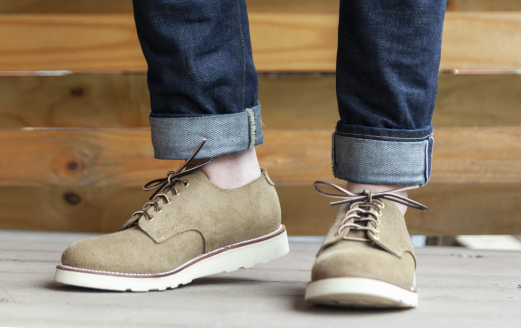 Mark Albert Boots Derby Shoes—Made In USA Shoes and Boots