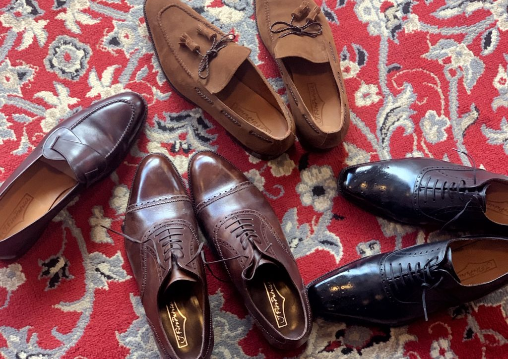 J. Fitzpatrick Shoes—Shoe Sizing Guide