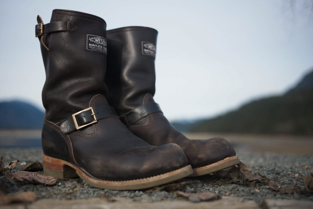 Wesco Boss Boots