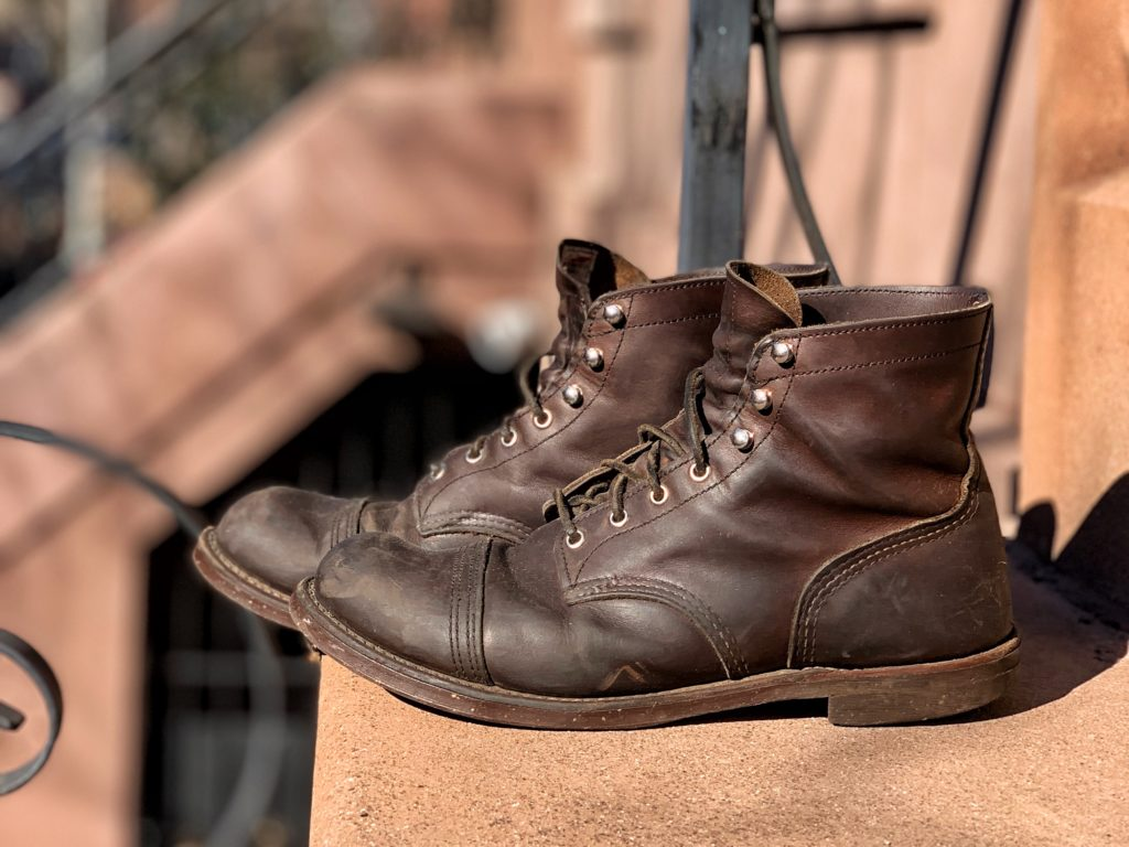 Red Wing Iron Ranger 8111 Boot Review—Made In USA Shoes and Boots