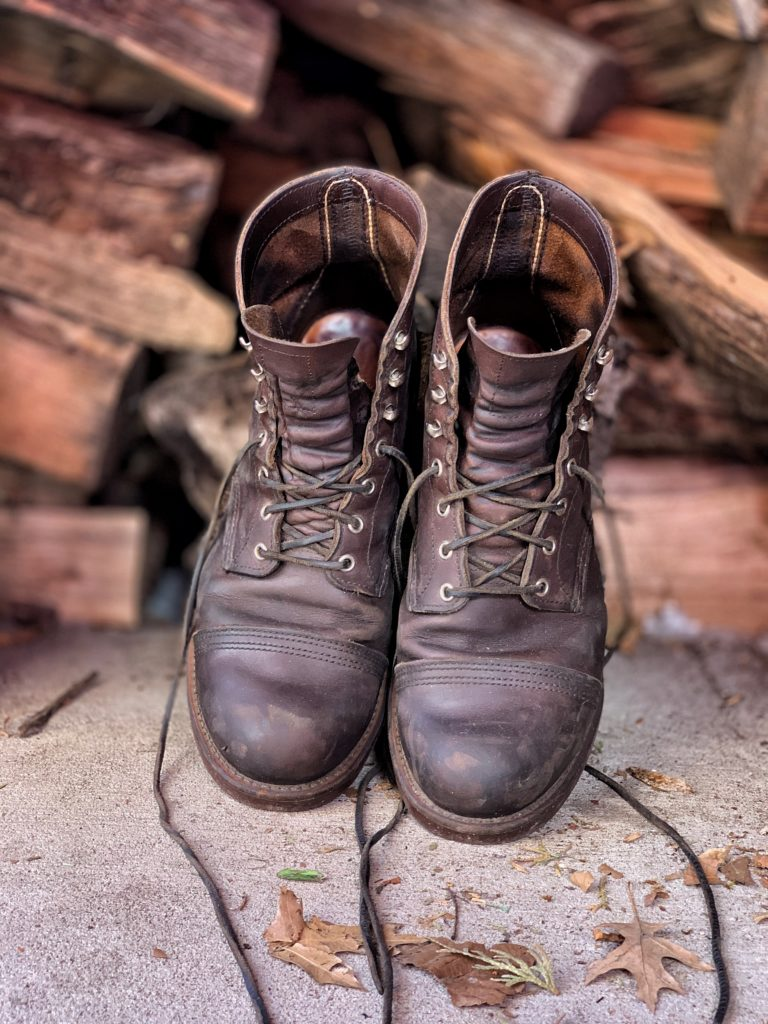 Red Wing Iron Ranger 8111 Boot Review