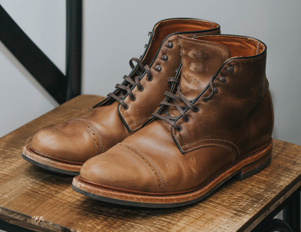 Parkhurst Delaware Boot—Made In USA Shoes and Boots