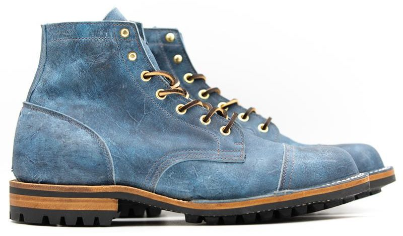 Truman Boots Squirrel Rambler—Made In USA Shoes and Boots