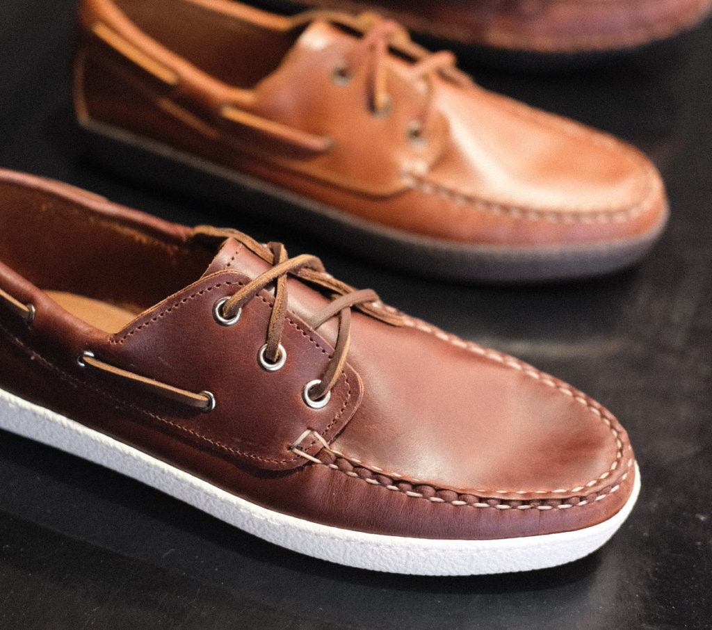 Quoddy Runabout—Made In USA Shoes and Boots
