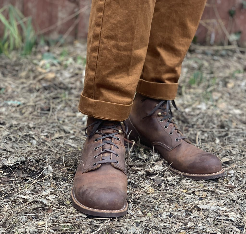 Red Wing Blacksmith Boot