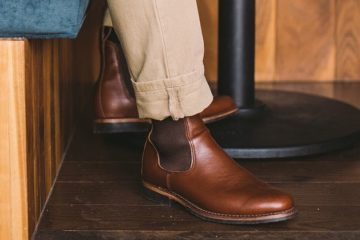 Red Wing Williston Chelsea Boot