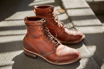 Wesco Jobmaster Boot x Division Road