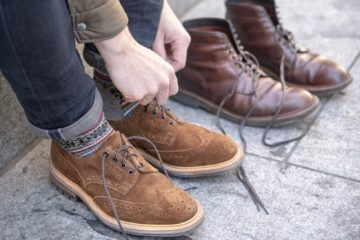 Alden Roy Boot And Tricker's Bourton Shoe