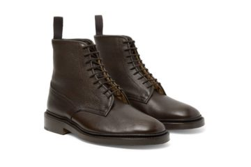 Tricker's Tramping Boots Brown