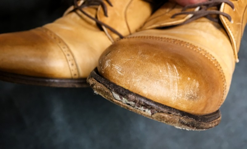 Boots Resole