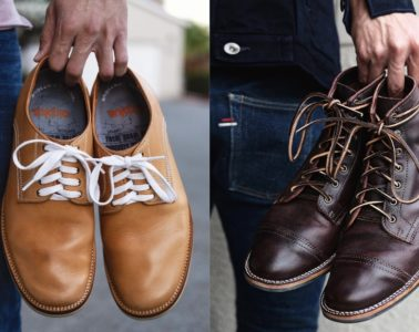 boot and shoe photo tips
